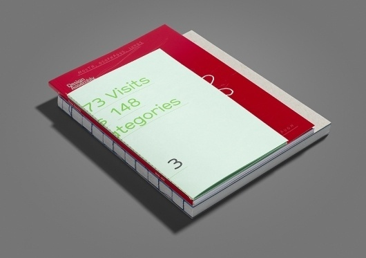 Design for a good cause – '3′ | September Industry #dition #book #brochure