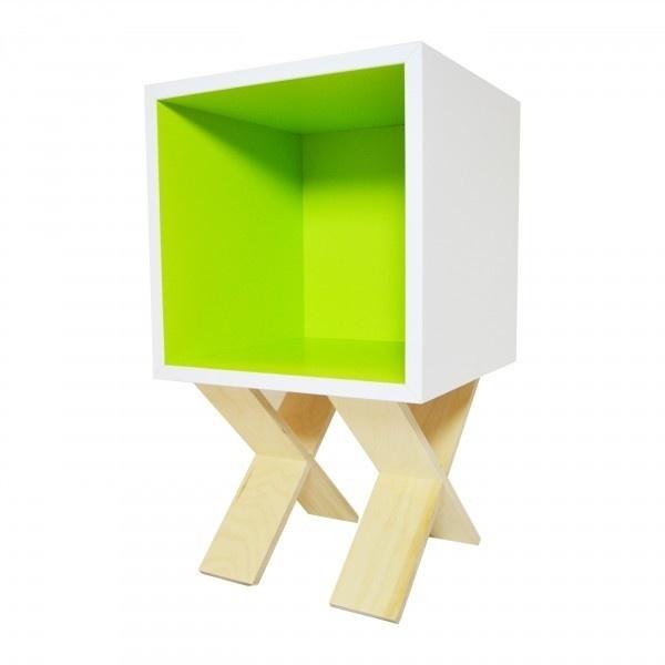 cutout cubic 2 #shelf