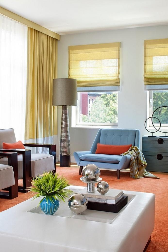 Chelsea Loft #interiordesign