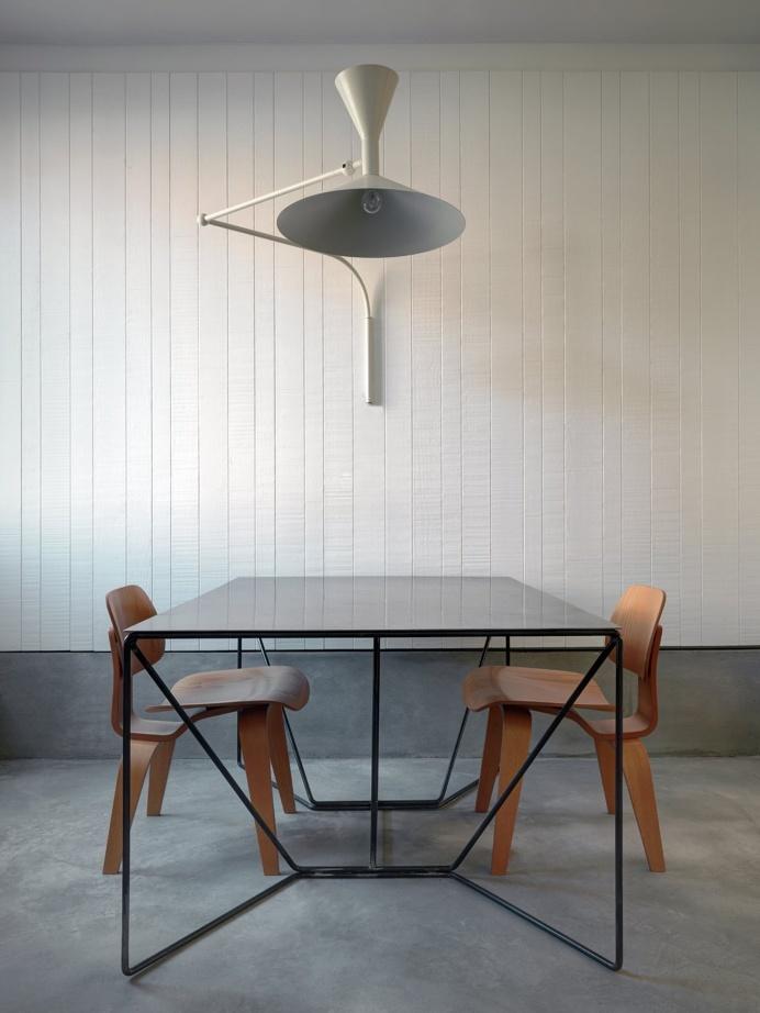 Dining area. San Giobbe +160 by act_romegialli. Photo by Marcello Mariana. #sangiobbe160 #actromegialli #diningroom