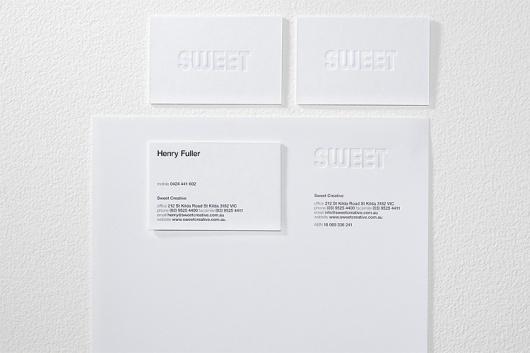 Sweet Creative   Stationery   Sweet Creative #design #graphic #identity #stationery #logo