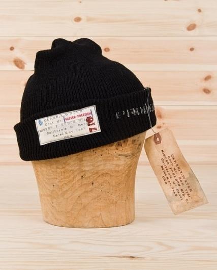 convoy #wear #hat #knit