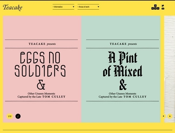 21 Beautiful Examples of Single Page Websites | Inspiration #layout #interface