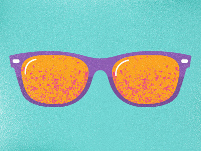 Raybans_drib #illustration