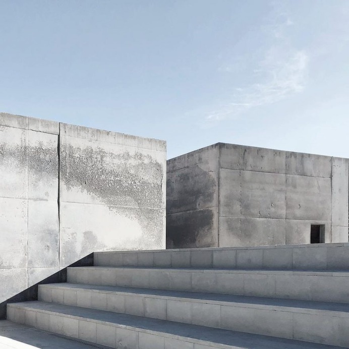 Minimalist and Cinematic Architecture Photography by Joseph Jabbour