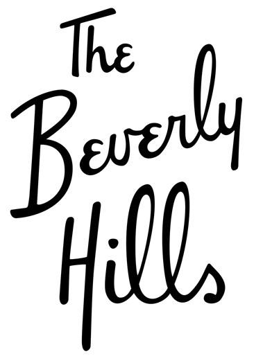 thebeverlyhills_logo.jpg (379×514) #branding #schwab #thomas #brand #identity #logo