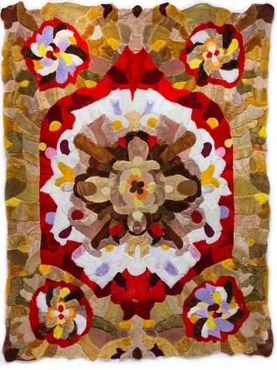 Agustina Woodgate #interior #rug #design #home