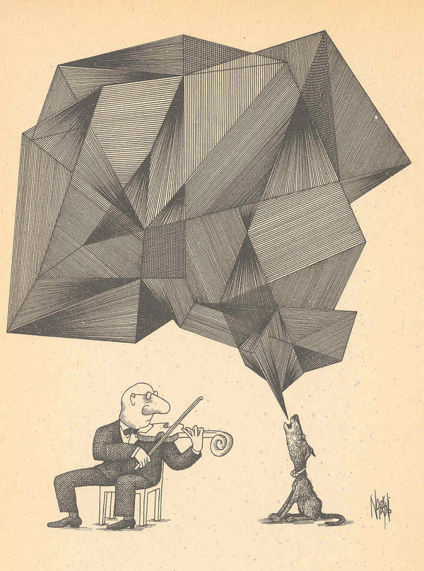 Rogelio Naranjo 8 #illustration #ink #bw