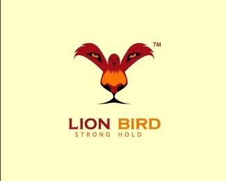 Lion Bird by Nashifan #logo