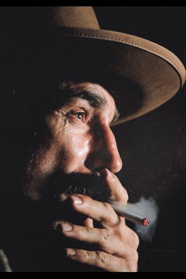 I'm an oil man! #daniel #portraiture #photography #day-lewis