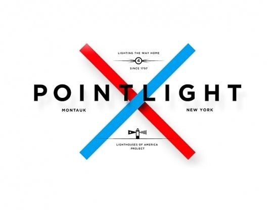 Badge design & inspiration : FORTPORT #logo #badge #pointlight