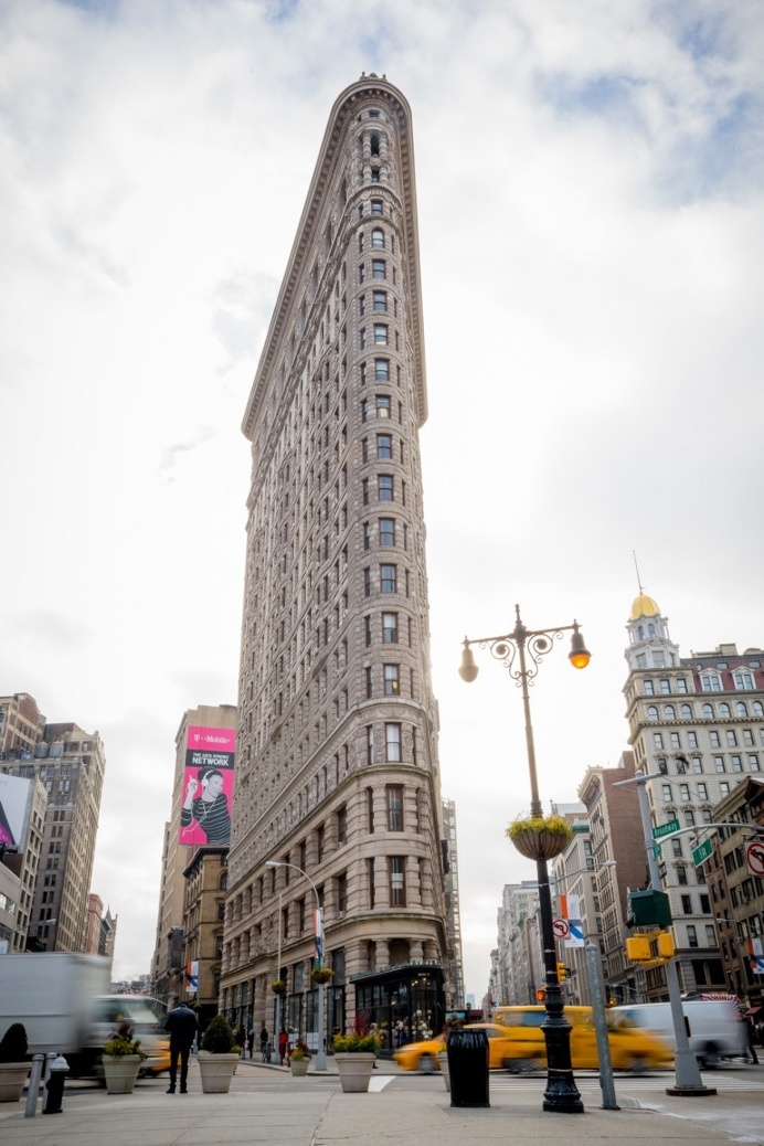 Mat Rick Photography: Flatiron, NYC.