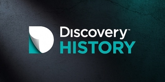 Discovery History brand on the Behance Network #branding