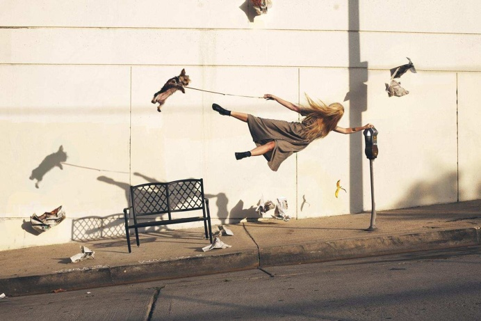 Incredible Levitation Photography by Mike Dempsey