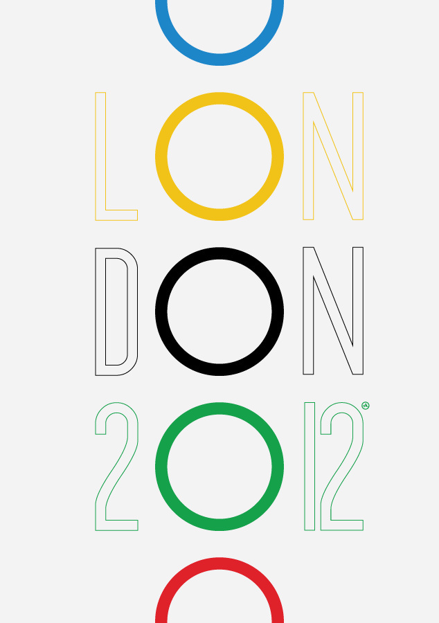 2012 London Olympics poster