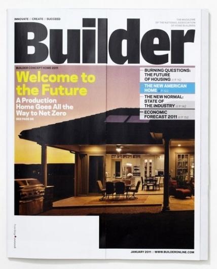 New at Pentagram | Pentagram #pentagram #editorial #builder