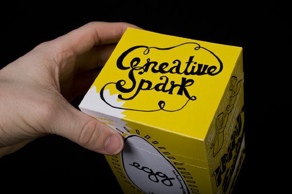 Easter Egg Box Mark Adamson MISTD – Graphic Design #made #lettering #hand #typography