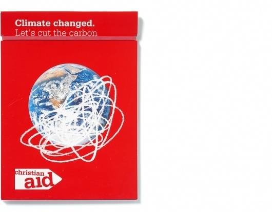 NB: Christian Aid Cut the Carbon #aid #illustration #christian #photography