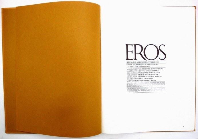 Lubalin, Eros #lubalin #eros #layout #editorial #typography