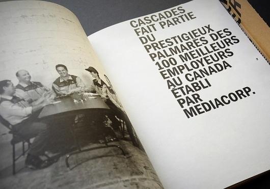 Design Inspiration / Bench.li #large #book #typography