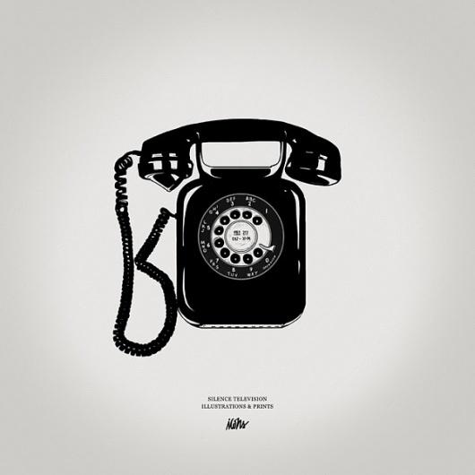Silence Television - Blog #telephone #rotary