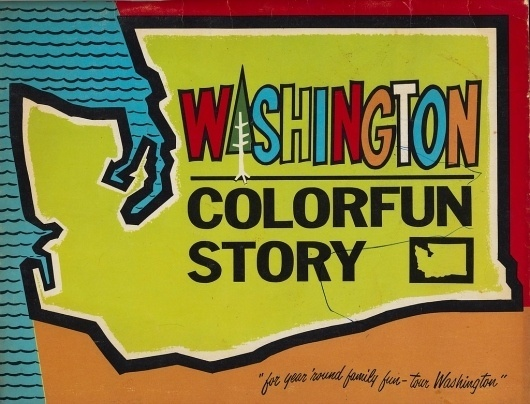 All sizes | Washington Colorfun Story | Flickr - Photo Sharing! #design #typography