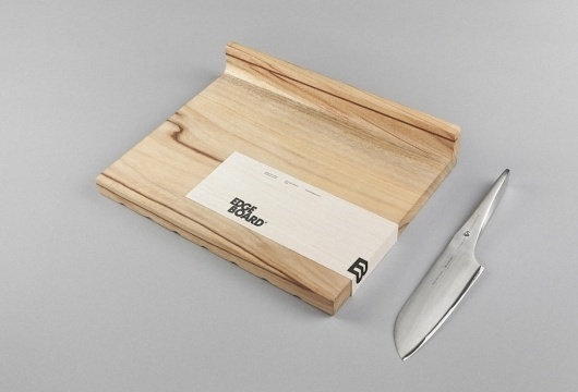 Maud: High-res Special | September Industry #wood #knife