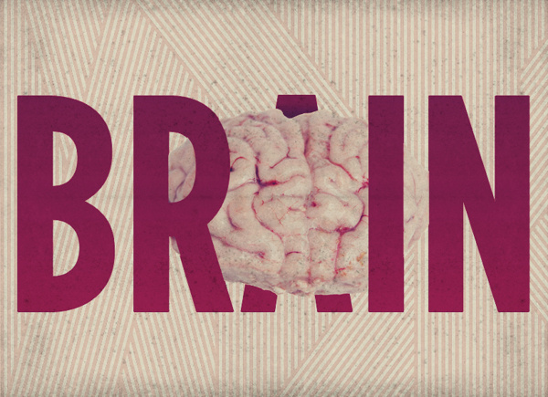 BRAINFISHWARLIMEROSE on the Behance Network #graphic #brain