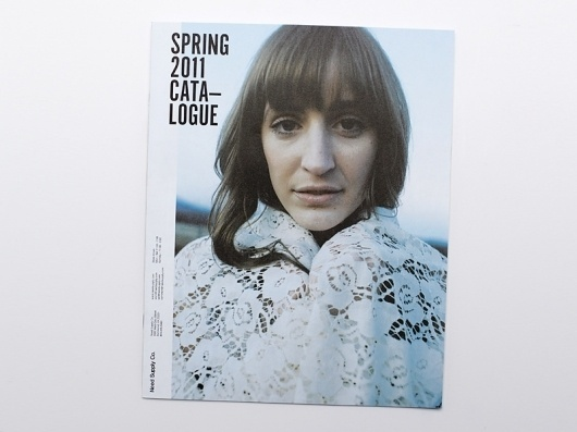 Spring 2011 Cata—Logue / Blog / Need Supply Co. #catalogue #photography