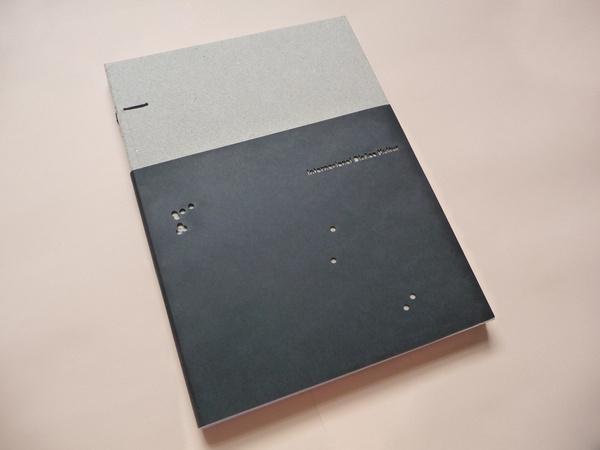 Internacional Diseño Kultur on the Behance Network #international #binding #format #design #graphic #book #publication #jonathan #finch #passport