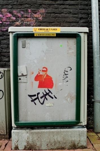 All sizes | non-poster | Flickr - Photo Sharing! #non #graffiti #street #art #poster