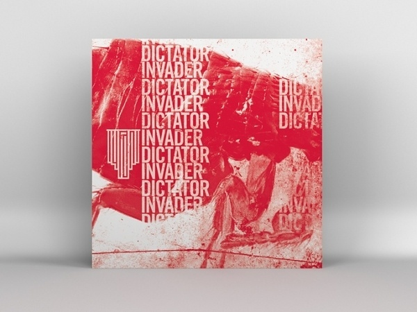 Robert Beveridge / Graphic Designer / +44 (0)7527 863189 #album #cover #print