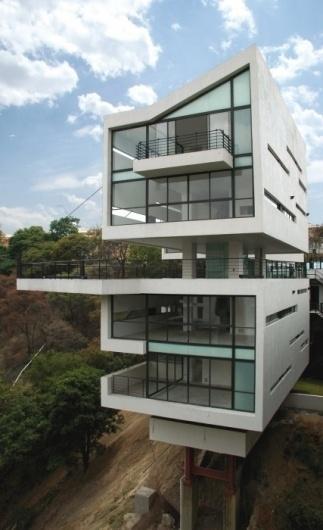 4 Casas LCC / Gaeta Springall Arquitectos | Plataforma Arquitectura #mexican #cement #architecture