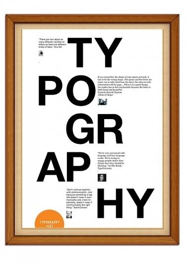 the void : Hello Designer #swiss #minimal #poster #layout #typography