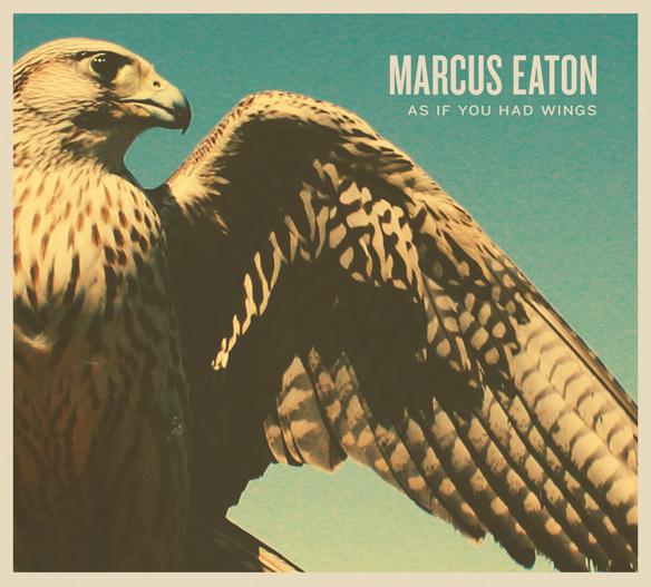 Marcus Eaton Album Artwork #cover #album #art