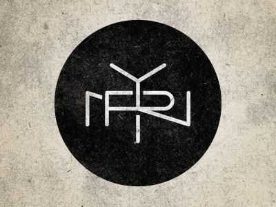 Dribbble - N.Y.R. by Jon Contino #jon #contino #monogram #letter #type