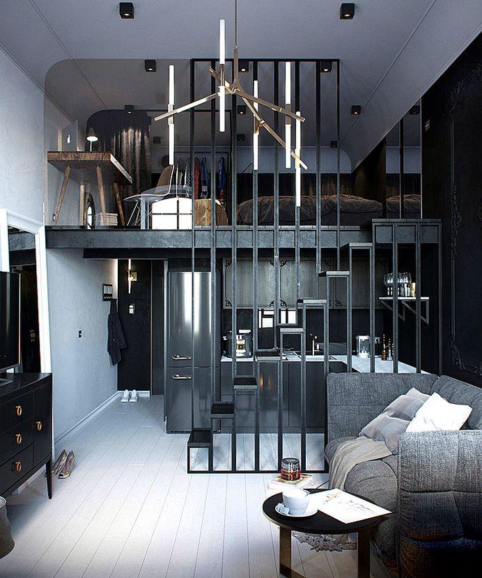 Best Decor Design Home Tiny Modernfurniture Images On Designspiration Delectable Best Studio Apartment Design Decor
