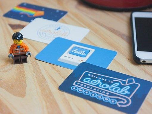 Gustavo Zambelli Business Cards