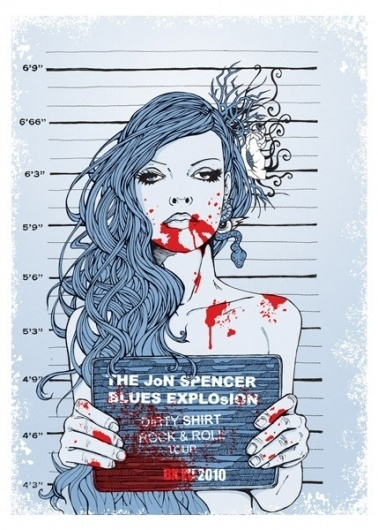GigPosters.com - Jon Spencer Blues Explosion, The #poster