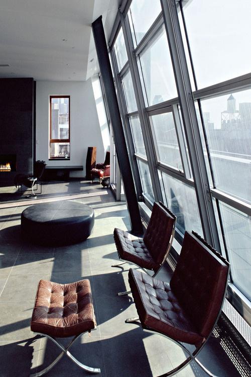 CJWHO ™ (Schein Loft, Manhatten, NYC by Archi Tectonics ...) #design #new york #interiors #loft #luxury #manhatten