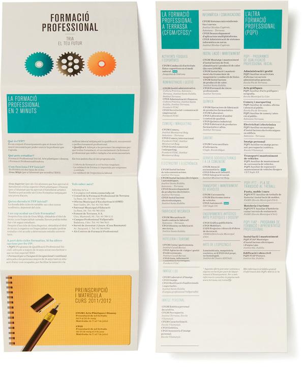 Campanya Formació Professional a Terrassa 2011