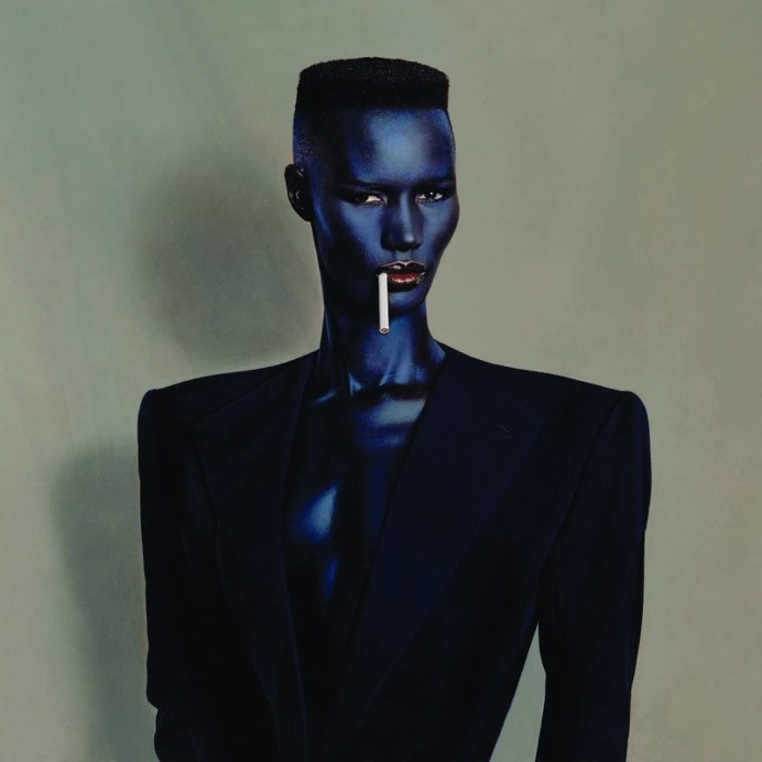 Postmodern Fashion Photography by Jean-Paul Goude