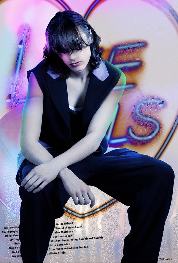 Alex Mattsson #fashion #illustration #photography #styling