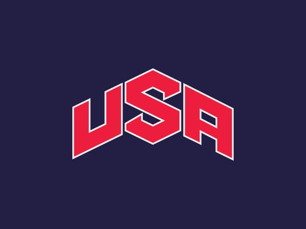 USA bball logo #nike #basketball