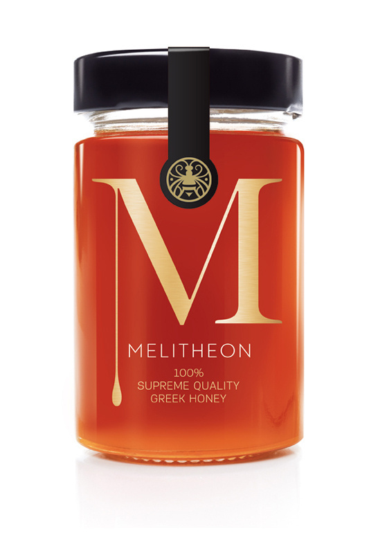 Melitheon Packaging, by Aris Goumpouros #inspiration #creative #packaging #design #graphic