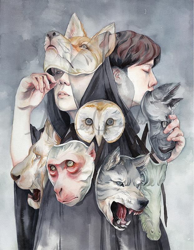 Personae by Dinan Hadyan