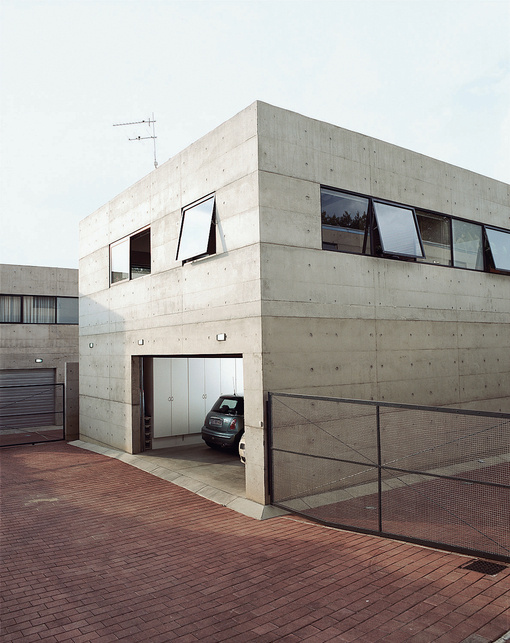 Concrete House #inspiration #design #architecture