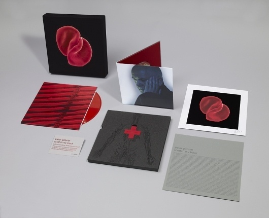 Creative Review - Scratch My Back: Collectors' Edition #packaging #print #branding