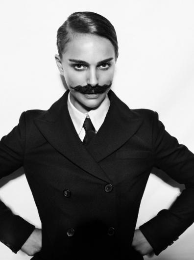 Chip K // #portman #photography #natalie #mustache
