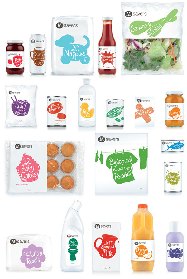 M Savers on Packaging of the World Creative Package Design Gallery